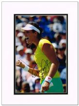 Laura Robson Autograph Photo Signed